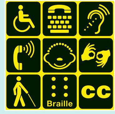 Discapacidad y TICs.
