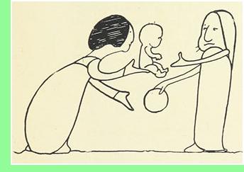 imagen Ilustración de Chas Robinson para el libro Lilliput Lyrics. Londres y Nueva York, 1899. La imagen ha sido liberada al dominio público por The British Library.