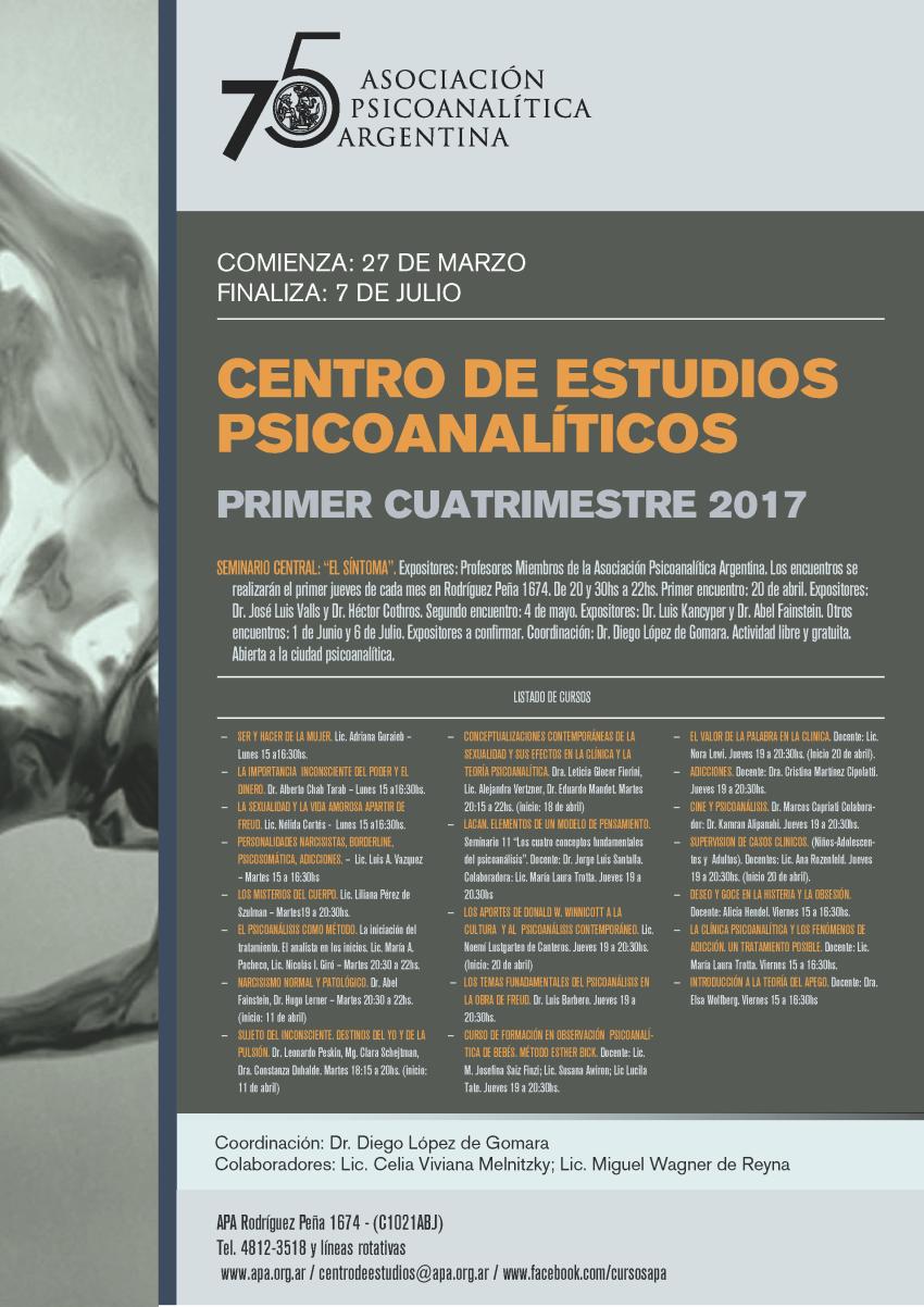 Afiche APA-centro-estudios-2017