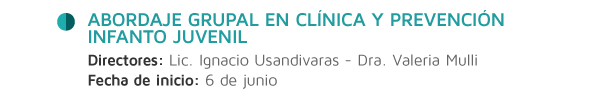 Abordaje grupal en clínica