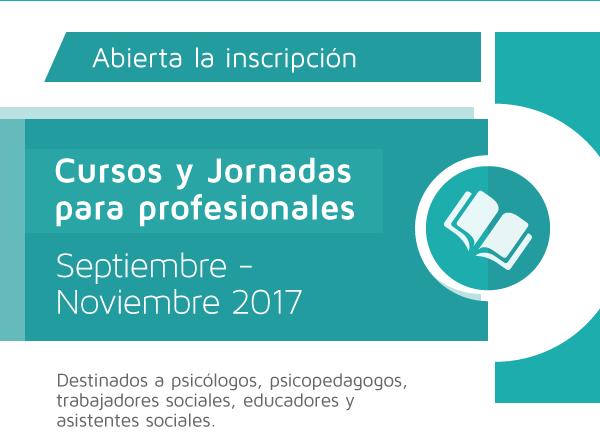 Cursos y Jornadas | Septiembre - Noviembre 2017