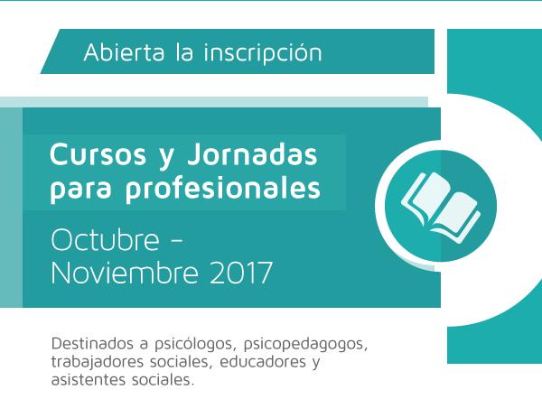 Cursos y Jornadas | Octubre - Noviembre 2017