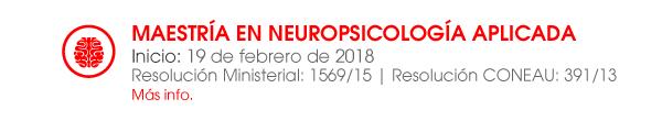 Neuropsicología Aplicada
