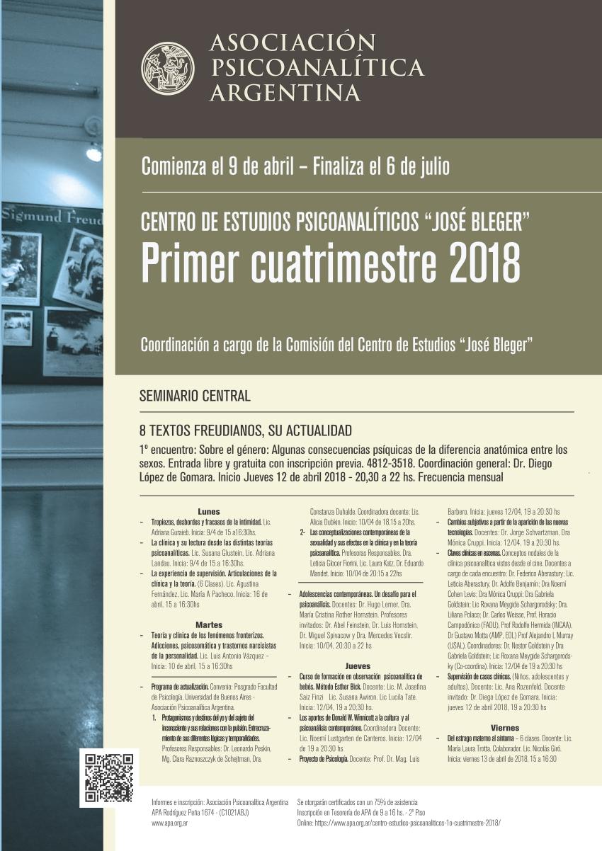 Afiche APA-centro-estudios-2018