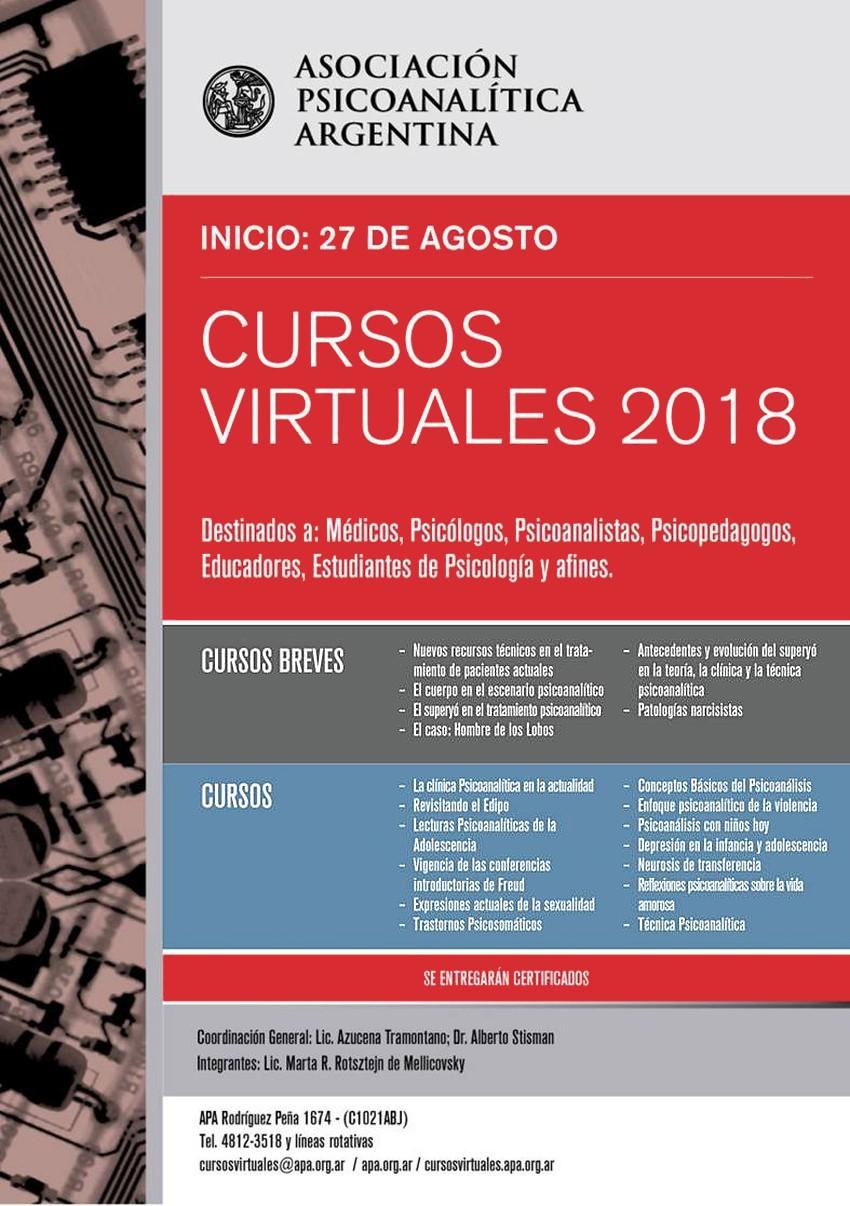 Afiche APA-cursos-virtuales-2018-2