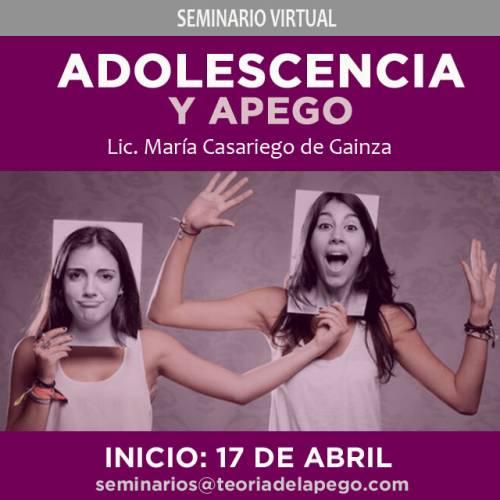 Ilustración Adolescencia y Apego