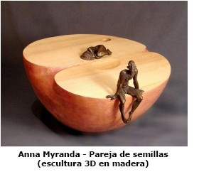 Anna Myranda - Pareja de semillas