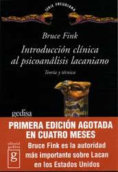 (tapa) Introducción clínica al psicoanálisis lacaniano