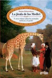 (tapa) La jirafa de los Medici